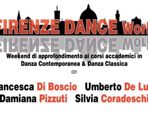 FLORENCE DANCE WORK 2017