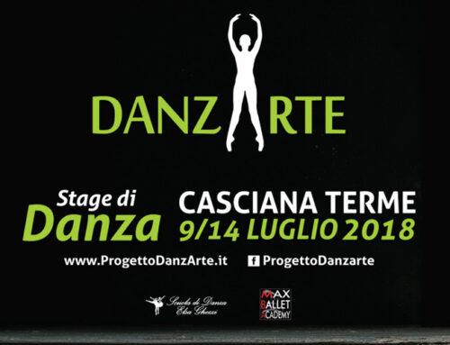 DANZARTE CASCIANA TERME 2018