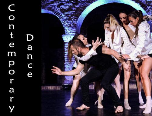 Corso di Formazione in Danza Contemporanea